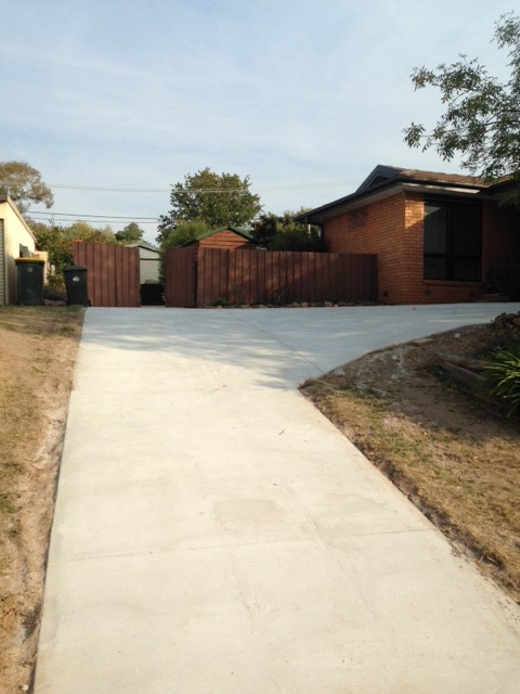 concrete scullin after